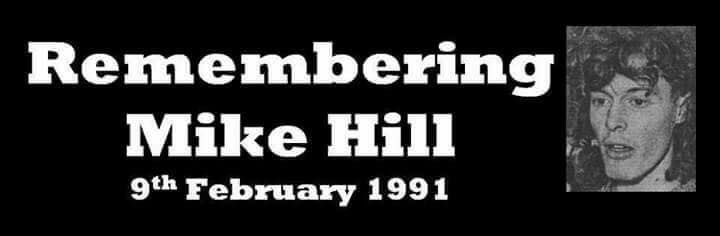 Remembering Mike Hill