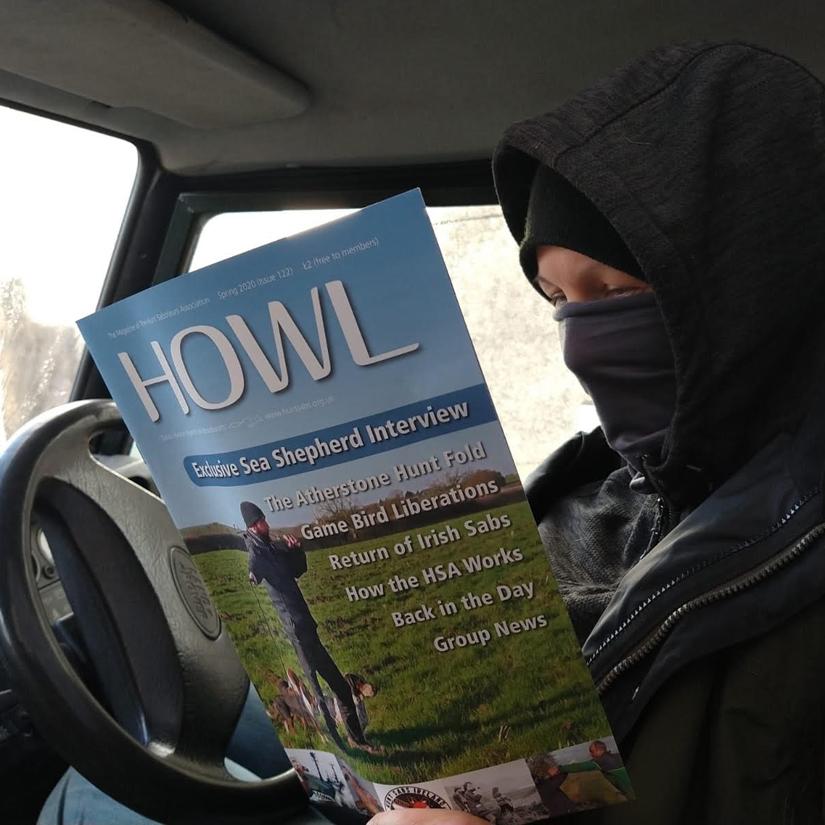 HOWL magazine