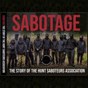 Hunt Saboteurs Association -Sabotage Book